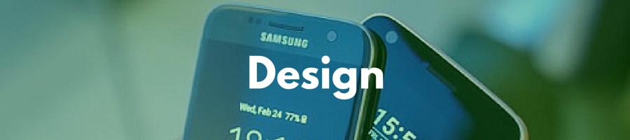 Samsung Galaxy S7 vs LG G5 Design
