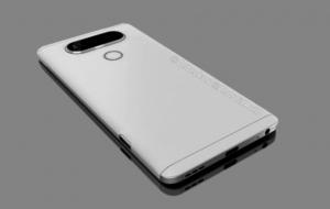 LG V20 Rendor