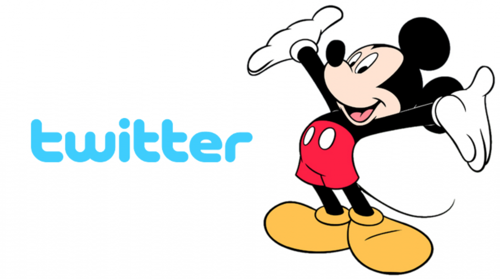 disney twitter