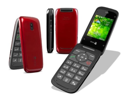 Unlocked Mobiles Blog The New Doro Liberto 650 Flip Phone in Stock
