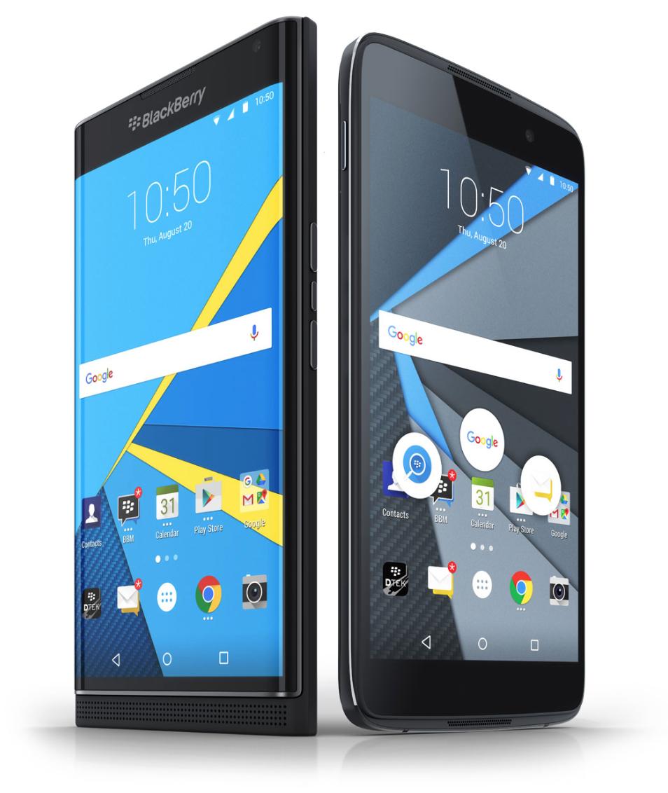 Unlocked Mobiles Blog BlackBerry DTEK50