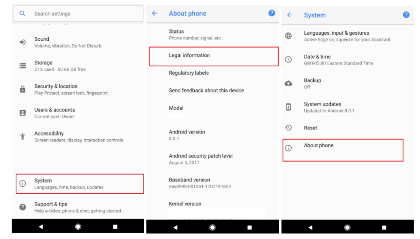 Unlocked Mobiles Blog Squeeze the Google Pixel 2 to Activate