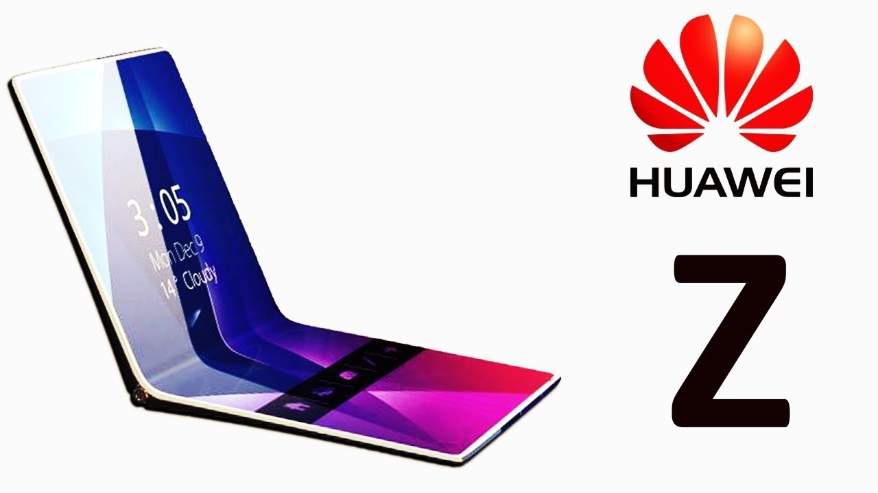 Huawei Foldable Phone Handset