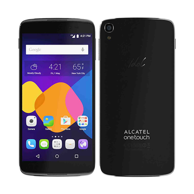 Alcatel Idol 3 with a 4.7inch Display
