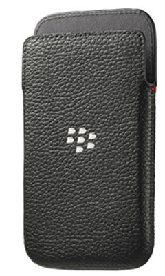 Blackberry Classic Leather Pocket