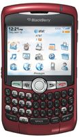 BlackBerry® Curve™ 8310 (Red)  Unlocked Mobile Phone