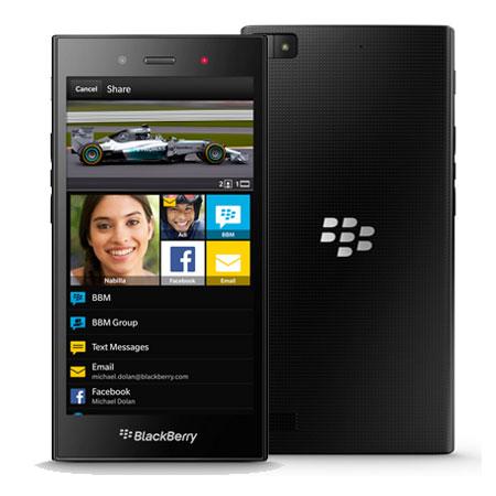 BlackBerry Z3 Sim Free