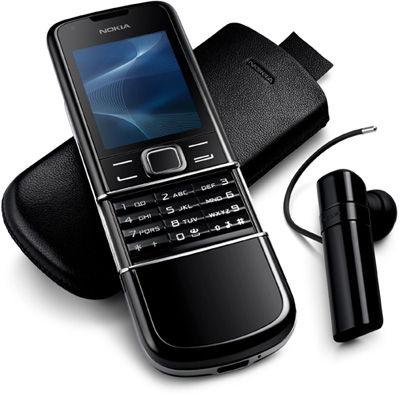 Nokia 8800 Arte Sim Free Unlocked Mobile Phone