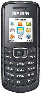 Samsung E1080 Keystone Sim Free Unlocked Mobile Phone
