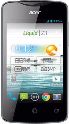 Acer Liquid Z3 Sim Free