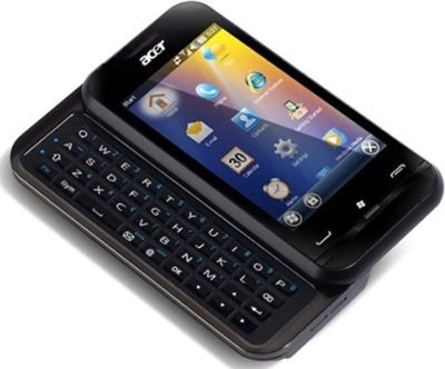 Acer neoTouch P400 Sim Free Unlocked Mobile Phone