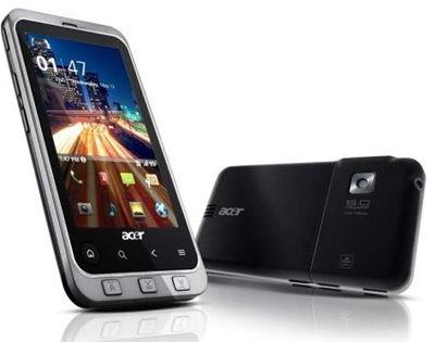 Acer Stream Sim Free Unlocked Mobile Phone