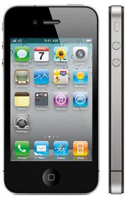 Apple iPhone 4S 16GB Black Sim Free Unlocked Mobile Phone
