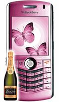 BlackBerry® Pearl™ 8110 Pink Sim Free Unlocked Mobile Phone