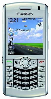 BlackBerry® Pearl™ 8110 (Silver) Sim Free Unlocked Mobile Phone