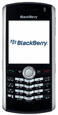 BlackBerry® Pearl™ 8110 (Black) Sim Free Unlocked Mobile Phone