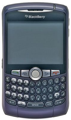 BlackBerry® Curve™ 8310 (Midnight Blue) Sim Free Unlocked Mobile P