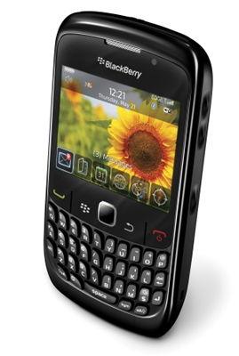 BlackBerry® Curve™ 8520 Sim Free Unlocked Mobile Phone
