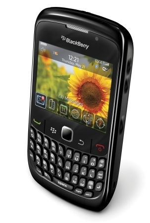 BlackBerry® Curve™ 8520 Sim Free Unlocked Mobile Phone