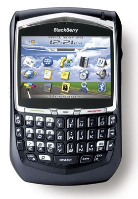 BlackBerry® 8700g Sim Free Unlocked Mobile Phone