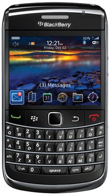 BlackBerry® Bold™ 9700 Sim Free Unlocked Mobile Phone