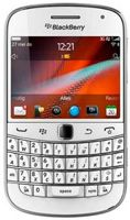 BlackBerry Bold 9900 White Sim Free