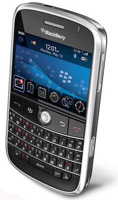 BlackBerry® Bold™ Sim Free Unlocked Mobile Phone