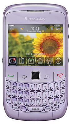 BlackBerry® Curve™ 8520 (Violet) Sim Free