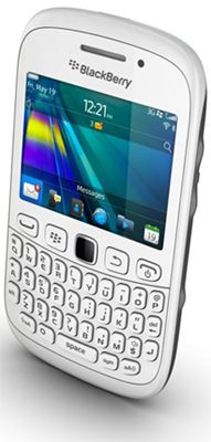 BlackBerry Curve 9320 White Sim Free