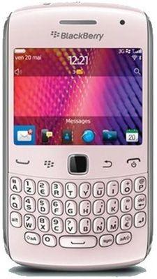 BlackBerry® Curve™ 9360 Pink Sim Free