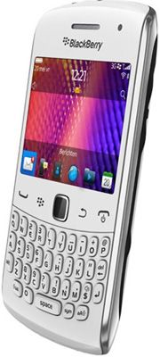 BlackBerry® Curve™ 9360 White Sim Free