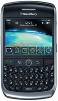 BlackBerry® Curve™ Javelin 8900 (Titanium)  Unlocked Mobile Phone