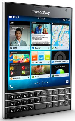 BlackBerry Passport Sim Free