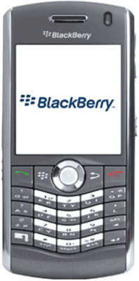 BlackBerry® Pearl™ 8120 (O2) Sim Free Mobile Phone