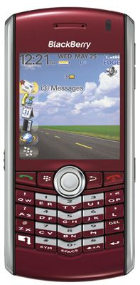 BlackBerry® Pearl™ 8120 Red (Vodafone)