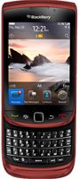 BlackBerry® Torch™ 9800 Red