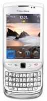 BlackBerry® Torch™ 9800 White Sim Free