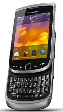 BlackBerry� Torch� 9810 Sim Free Unlocked Mobile Phone