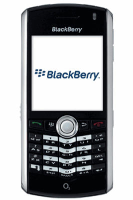 BlackBerry® Pearl™ 8100 (Vodafone) Mobile Phone