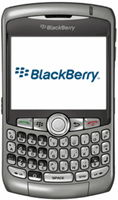 BlackBerry® Curve™ 8310  Unlocked Mobile Phone