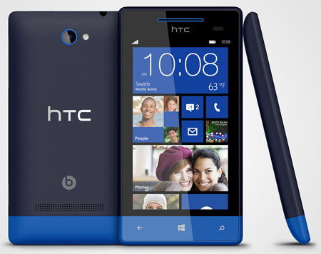 HTC 8S Windows Phone Sim Free