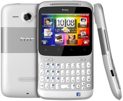 HTC ChaCha Sim Free Unlocked Mobile Phone