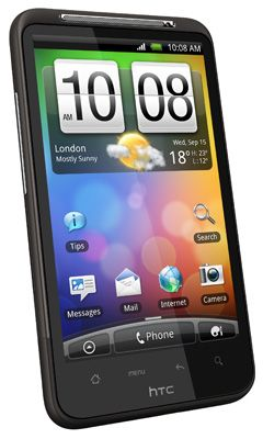HTC Desire HD Sim Free Unlocked Mobile Phone
