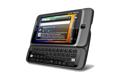 HTC Desire Z Sim Free Unlocked Mobile Phone