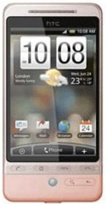 HTC Hero (Pink) Sim Free Unlocked Mobile Phone