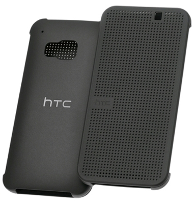 HTC M9 DOT View Case