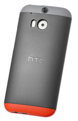 HTC One M8 Double Dip Hard Shell