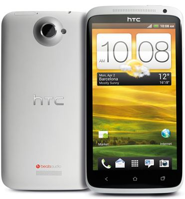 HTC One X (White) Sim Free