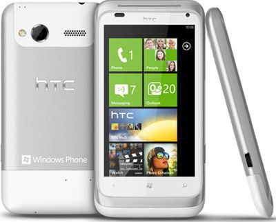 HTC Radar Sim Free Unlocked Mobile Phone