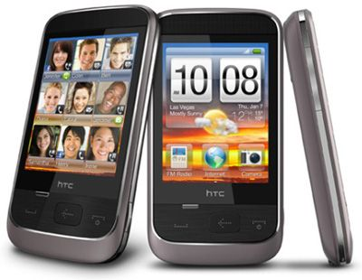 HTC Smart Sim Free Unlocked Mobile Phone